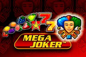 Играть бесплатно в слот Mega Joker